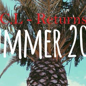 J.C.L - Returns (Summer 2015 Mix)