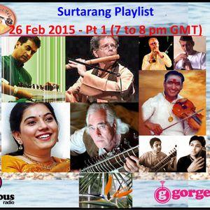 Surtarang 26 Feb 2015 - Pt 1
