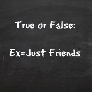 THE SPEAKEASY: CAN EXES TRULY REMAIN FRIENDS??