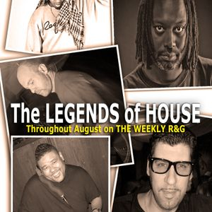THE WEEKLY R&G - Sexy Soulful House - OFFMIC - 220812
