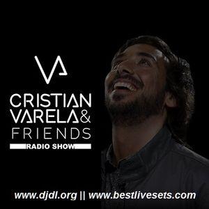 Cristian Varela  -  CV & Friends 066 (Guest Alberto Santana)  - 23-Jul-2014