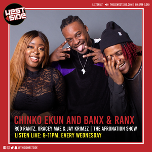 The AfroNation Show |27.11.19| Exclusive Interviews with Chinko Ekun and Banx & Ranx