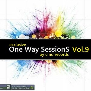 One Way Sessions 9@opening