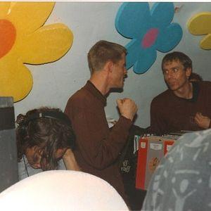 DIGS & WOOSH (D.I.Y.) @ The Woodpeckers hotel,womenswold nr. Canterbury.26th dec.1996.rec.A.