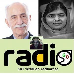 Nobel Peace Prize ,2014,in Interview with Alireza Sarbazi &Dr Abdolkarim Lahiji ,President of FIDH