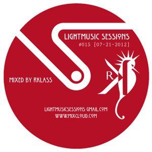 LightMusic Sessions #015 (07-21-2012)