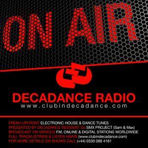 SMX PROJECT - DECADANCE RADIO - 26 FEBRUARY 2017
