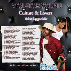 Violator Sound Culture & Lovers Mix Vol.10