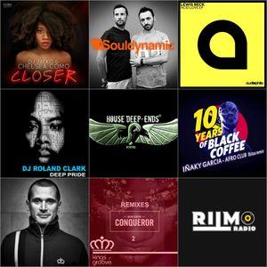 Dj Constadino presents ''House Deep-Ends'' Show- Ritmo Radio 25-03-2016