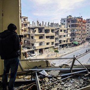 Syrie #6 : Still recording, filmer pour ne pas oublier