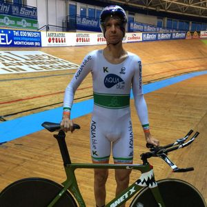 Greg Swinand Prepares for the Irish Elite and Master's Hour Record