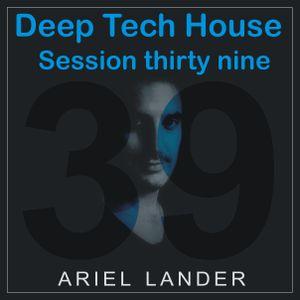 Ariel lander deep tech house 39 by ariel lander mixcloud - Deep house tech ...
