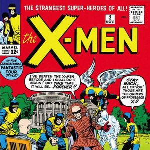19 - Uncanny X - Men #2 - The First Appearance Of The Vanisher