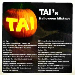 TAI Halloween's 2011 Mixtape