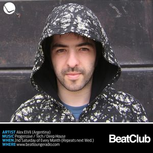 BeatClub By Alex ElVíl @ BeatLounge Radio (#47)