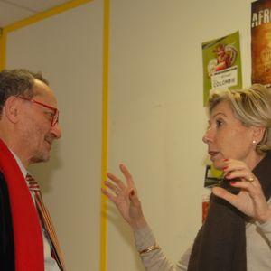 Myriam PICOT, Batonnier, CRCB du 24/1/2012 (+ Louise, C. YOUNG), avec Marie Gourion