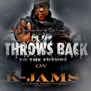 World Famous DJ Hazze- Throws Back to the Future Show- House  Mix on KJAMS Radio