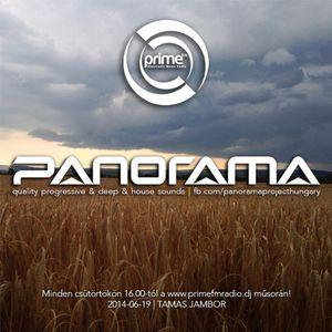 Panorama @ Prime FM 011 | Mixed by Tamas Jambor | 20140619