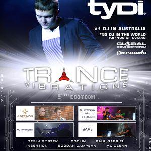 Tesla System - Trance Vibrations 5th Edition (Anpora Music Arena) - 10.09.2010