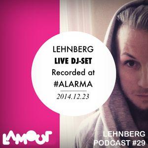 Lamour podcast #29 - LEHNBERG