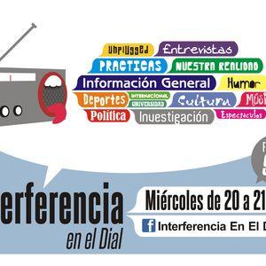 Interferencia en el Dial - 12º programa - 4 de Julio - 2012