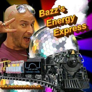 Bazz's Energy Express! (10/02/18)