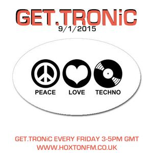GET.TRONiC House &Techno radio show 9th Jan 2015