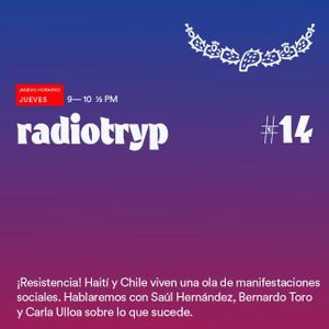 RadioTryp en RN 14 - Resistencia