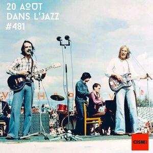 """12"""" dans l'jazz - Épisode 481 (deuxième heure)"""