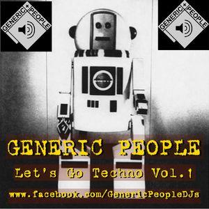 Let's Go Techno Vol.1
