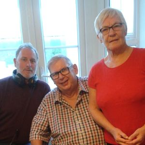 Breakfast with Martin and Debbie 4 Dec 2018 (guests Ken and Sue Jones)