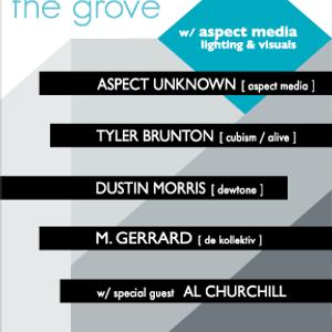 AlChurchill_Live@The Grove