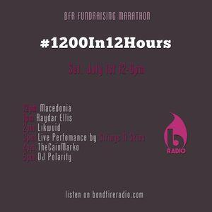 #1200in12Hours DJ Mix:  Macedonia