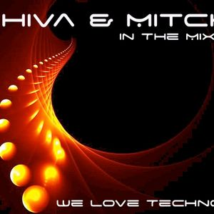 Miss Shiva & Mitch' A. on Frankfurt-Strasbourg Connection @  We Love Techno