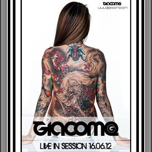 GIACOMO live in session 16.06.12