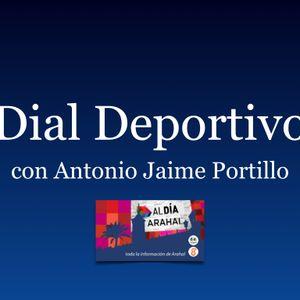 Dial Deportivo del viernes 26 de junio 2015, con Antonio Jaime Portillo.