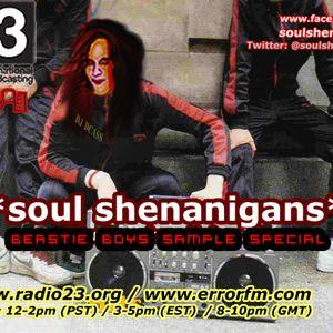 167 Soul Shenanigans Beastie Boys Sample Special