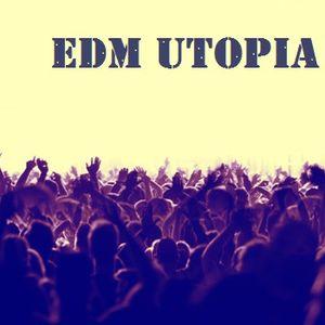EDM Utopia by DJ Touny - Episode 1 Guest Mix Jon Pantofel