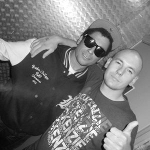 DJ NISH AND MC CLARKIE (UK HARDCORE DEMO) 2011