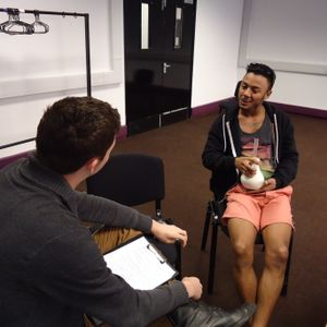 Marcus Collins Interview 28th March 2012
