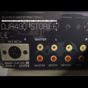 Angel Monroy: DJR400 Stories (Vol.4)
