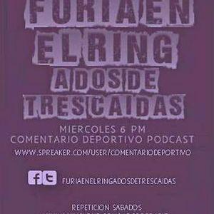 Furia En El Ring - Agosto 23