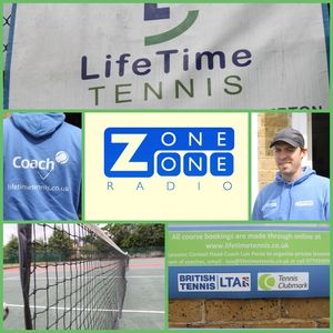 Zone One Radio - In The Zone - wk1