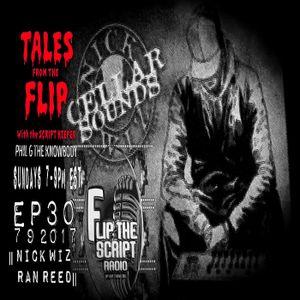 FTSR's TFTF w/Phil G EP30 |Nick Wiz & Ran Reed