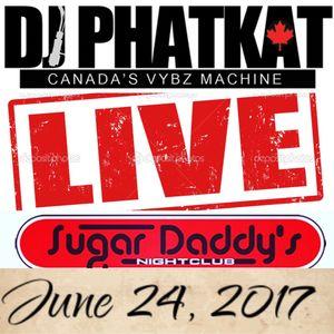 DJ PHAT KAT AT SUGAR DADDYS SAT.JUNE.24