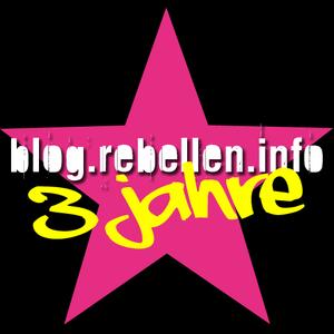 Marinelli - 3 Jahre Blogrebellen