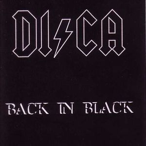 Dica - Back In Black - drum n bass mixtape 1999