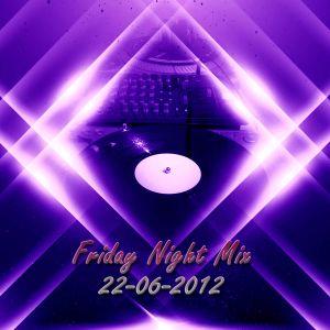 MrBlu Friday Night Mix - 22/06/2012