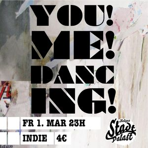YOU!ME!DANCING! - Warm-up Part 4