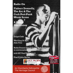 Radio On - Finbarr Donnelly: Part 1